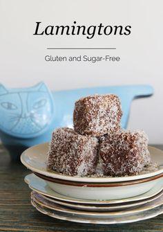Gluten & Refined Sugar Free Lamington's   The Whole Daily