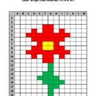 1000 images about picture graphs on pinterest hidden for Mystery grid coloring pages