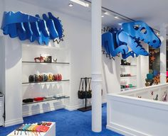 "COLETTE,Paris,France, ""Rexy!!!"", for Coach X Colette, pinned by Ton van der Veer"