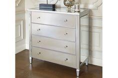 Mirano 4 Drawer Dresser by Nero Furniture | Harvey Norman New Zealand