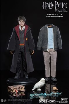 The Harry Potter (Teenage Version) Sixth Scale Figure by Star Ace Toys Ltd. is at Sideshow.com for fans of Harry Potter and the Prisoner of Azkaban.