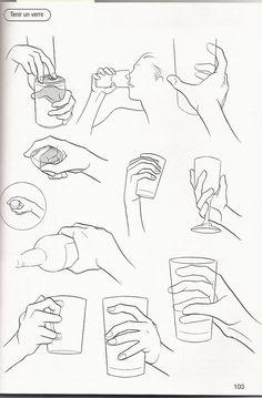 Manga Drawing Tutorials, Art Tutorials, Drawing Sketches, Art Drawings, Hand Drawing Reference, Art Reference Poses, Drawing Base, Figure Drawing, Digital Art Tutorial