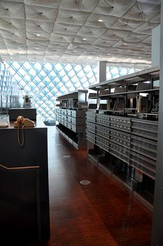 Special Collections    Seattle Central Library