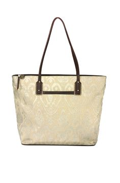 Metallic Medium Tote Bag for Women | La Totale Tote | Stella & Dot