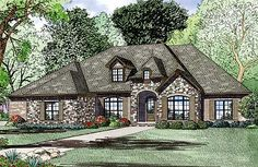 European Home with Optional Home Theater - 60612ND | European, 1st Floor Master Suite, Bonus Room, Butler Walk-in Pantry, CAD Available, In-Law Suite, PDF, Split Bedrooms, Corner Lot | Architectural Designs
