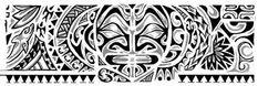 Resultado de imagen de tatuajes maories brazo plantillas