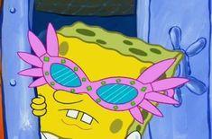 spongebob as Elton John in rocketman 2 lol Wie Zeichnet Man Spongebob, Memes Spongebob, Spongebob Drawings, Funny Spongebob Faces, Spongebob Tumblr, Cartoon Icons, Cartoon Memes, Funny Memes, Memes Humor