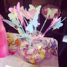 Winx fairy party - bacchette magiche