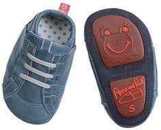 Anna und Paul Krabbelschuhe Lauflernschuhe mit Gummisohle - Streetwear - - 1212 - jeans Gr. S - L - http://on-line-kaufen.de/anna-und-paul/anna-und-paul-krabbelschuhe-lauflernschuhe-mit-s