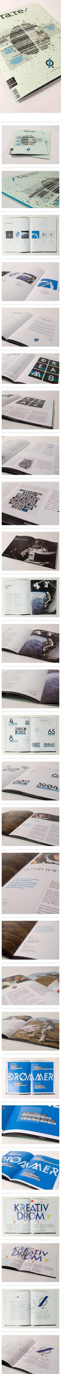 Rare Magazine by Aleksander Bonden Isachsen, via Behance
