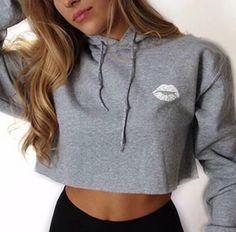 https://www.sweatshirtxy.com/cute-lip-hoodie-strings-for-women-loose-black-pullover-crop-tops-186293.html