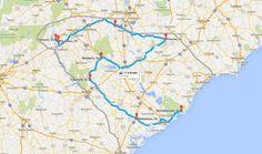 The Ultimate South Carolina Road Trip Through Historic Small Towns South Carolina Vacation, Charleston South Carolina, Charleston Sc, Pawleys Island South Carolina, Us Road Trip, Road Trippin, Travel Usa, Travel Info, Travel Hacks