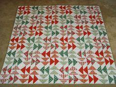 Fabric + Fabric = Quilt : Photo
