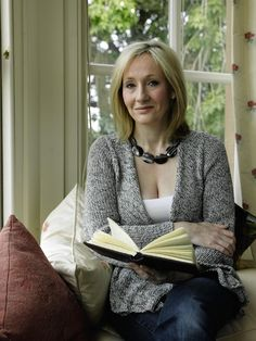 JK Rowling...Not only did this woman create one of the most famous characters of all time, she did it as a struggling single mother. Her natural gift for words and dedication to her characters are inspiring. She is one of the reasons I am a writer...