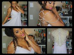 ✂︎   DIY Romantic Dress Inspiration |DIY Vestido Romantico By Anyelin ✂︎