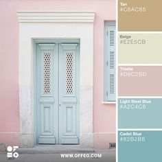 As creatives, we don't just stick to a color palette with a certain fixed saturation and hue level. Summer Color Palettes, Pastel Colour Palette, Colour Pallette, Colour Schemes, Pastel Colors, Color Combinations, Room Colors, Pantone Color, House Painting