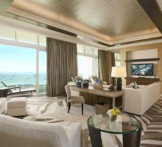Marina Suite of Marina Bay Sands Hotel in Singapore
