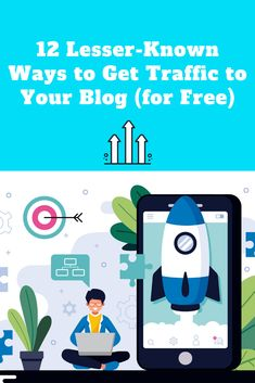 Increase blog traffic with these creative techniques. Marketing Channel, Social Channel, Bounce Rate, Email Signatures, Social Share Buttons, Free Blog, Content Marketing, Author, How To Get