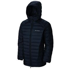 Columbia Men's Platinum Plus 860 TurboDown Hooded Jacket