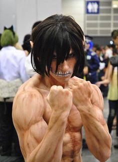 Shingeki no kyojin : Titan Eren