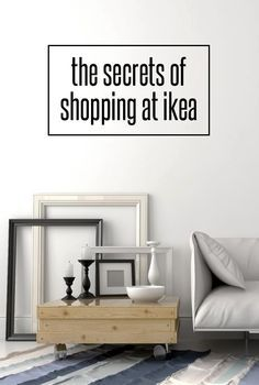 The Secrets of Shopping at IKEA on The Shabby Creek Cottage at http://www.theshabbycreekcottage.com/2015/03/secrets-to-ikea-shopping.html