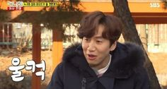 (Running Man) Lee Kwang-soo Does Whatever It Takes To Keep Members Out Of His House