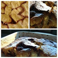 Baked Pandoro French Toast for a Post-Holiday Brunch