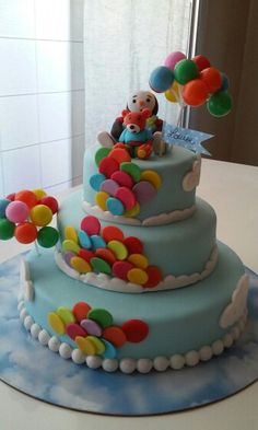 Gateau tchoupi on pinterest bebe birthday cakes and ebay - Gateau anniversaire tchoupi ...