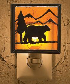 Loving this Bear Night-Light on #zulily! #zulilyfinds