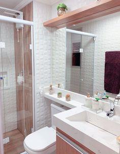 Bathroom Design Luxury, Bathroom Design Small, Modern Bathroom, Home Design Decor, Interior Design Kitchen, Home Decor, Bad Inspiration, Bathroom Inspiration, Room Design Bedroom