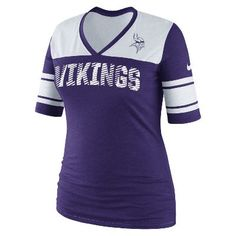Nike Touchdown (NFL Vikings) Women's Top - $40