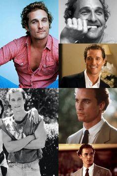 Matthew McConaughey Collage