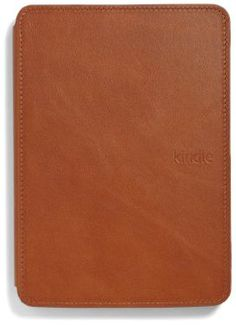 Amazon Kindle Touch Leather Cover, Saddle Tan