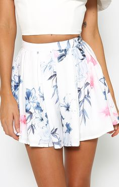 Abbotts Shorts - Floral