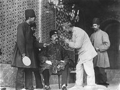 Naser al Din Sah Kayar gobernó Persia entre 1848 y 1896
