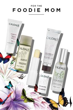 Mother's Day Gift Inspiration: Caudalie Favorites Gift Set #Sephora #mothersday #gifts #giftideas