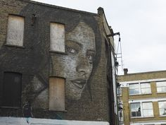 Rone, Leonard Street, EC2A. | 26 Stunning Street Art Murals In East London