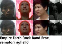 Empire Earth Rock Band Eroe semafori righello