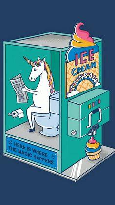 Read Fotos Para Seu Celular 3 from the story Fotos Para Tela Do Seu Celular/ABERTO. by AdrianeHoran (Adriane Horan) w. Real Unicorn, Unicorn Art, Rainbow Unicorn, Unicorn Humor, Unicorn Crafts, Funny Animals, Cute Animals, Unicorn Pictures, Unicorns And Mermaids