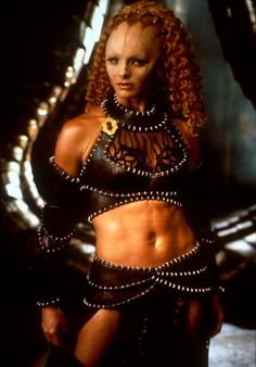 Joolushko Tunai Fenta Hovalis, played by Tammy MacIntosh -  Farscape