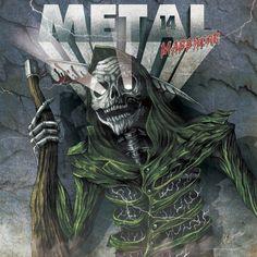 METAL BLADE RECORDS - Metal Massacre 14