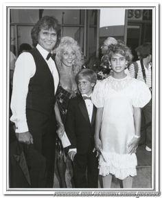 Michael en familia.
