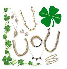 AU St. Patrick's Day by akaklixandru on Polyvore
