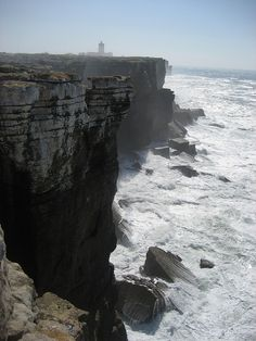 Cliffs of Peniche, Portugal - breathtaking