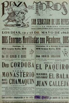 San Sebastian de los Reyes 1963