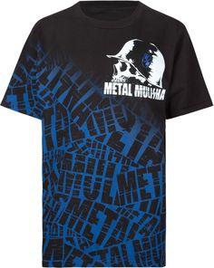 METAL MULISHA Mens T-Shirt STICKER Motocross Racing Biker UFC Fox M-XXL $30 #MetalMulisha #GraphicTee