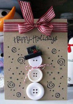 Entra en el post para encontrar tips para felicitaciones navideñas. Hazle un detalle a tus seres queridos con felicitaciones navideñas como ésta. Nos ha encantado. ¡Es muy creativa! Para más pins como éste visita nuestro tablero. Una cosa más! > No te olvides de guardarlo en tu tablero! #navidad #postales #tarjetas #felicitaciones