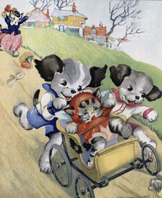 Kittens and Puppies (1934)