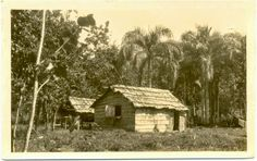 Rural Home in Barahona, Dominican Republic - from the 1940s