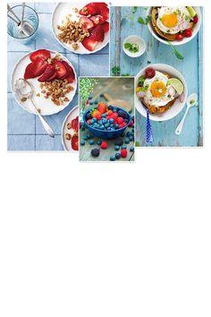Pinterest : 20 idées de petits-déjeuners sains pour l'été